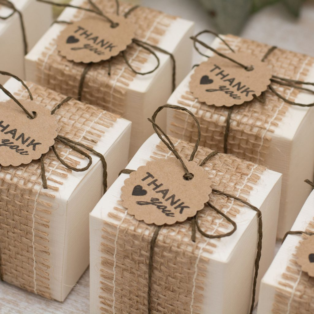 Favors & Bridal Party Gifts