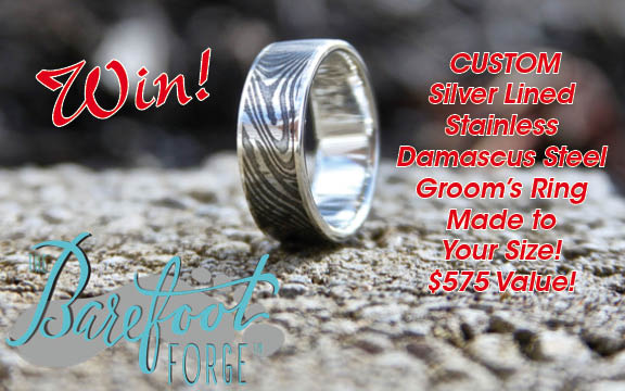 Win a groom's ring