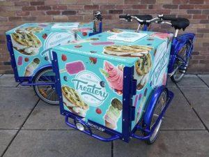 Three Wheels Treats